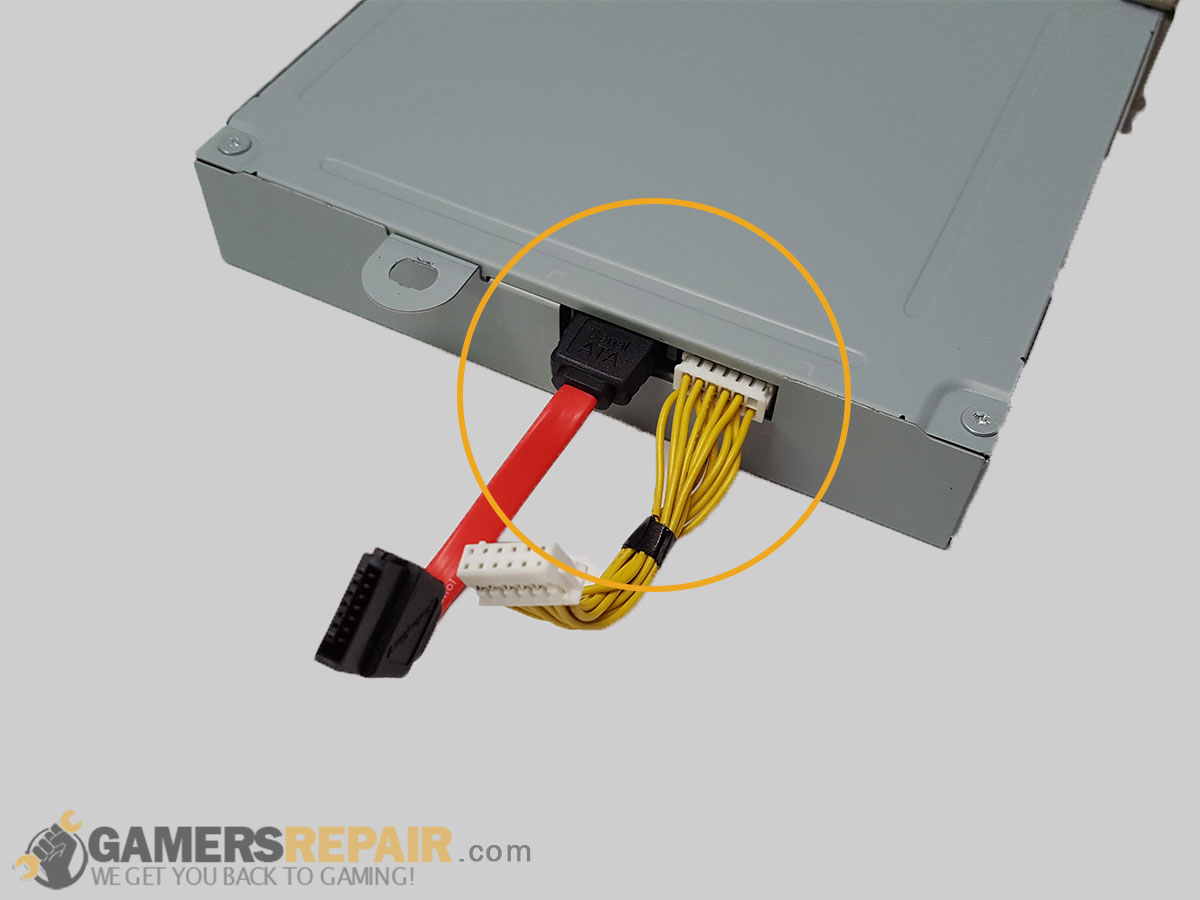 oem xbox one disc drive power data cables. Black Bedroom Furniture Sets. Home Design Ideas