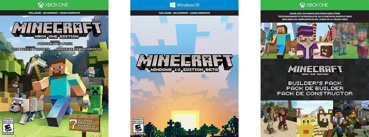 xbox minecraft downloads